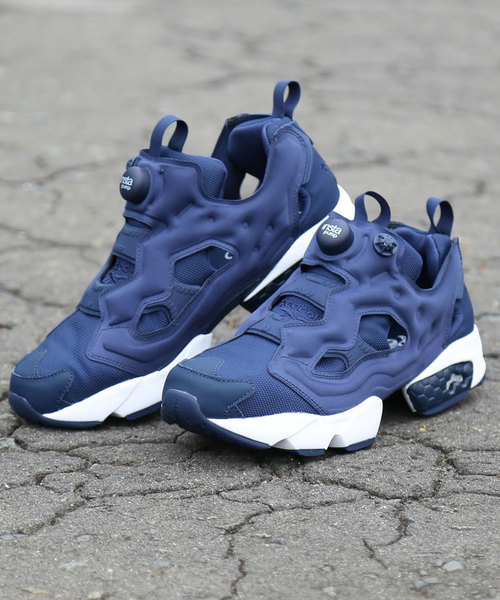 特価 Reebok INSTAPUMP FURY OG (COLLEGENAVY/WHITE), YOU通販 130febc9