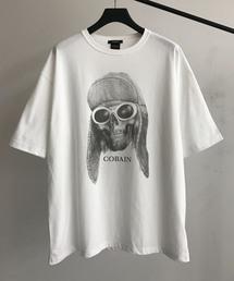 """BIAS(バイアス)の【BIAS】""""復刻別注"""" DEAD MAN ビッグシルエット オーバーサイズ Tシャツ(Tシャツ/カットソー)"""