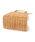 SHIPS(シップス)の「【別注】BAGMATI:バスケット S◇(かごバッグ)」|詳細画像