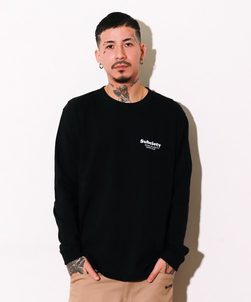 Subciety(サブサエティ)の「TROUT L/S(Tシャツ/カットソー)」|詳細画像