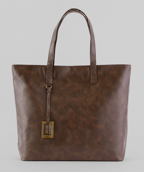 PU Leather BIG ToteBag