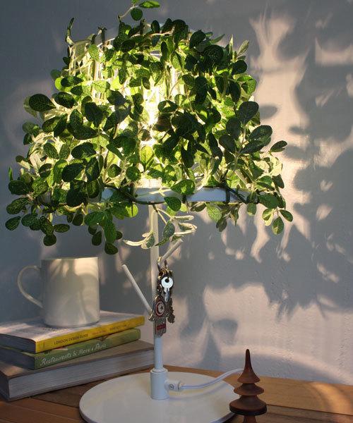 DI CLASSE(ディクラッセ)の「《DI CLASSE(ディクラッセ)》Foresti table lamp(照明)」|グリーン