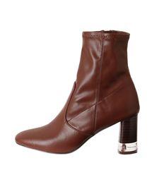 MERCURYDUO(マーキュリーデュオ)のストレッチショートブーツ(ブーツ)