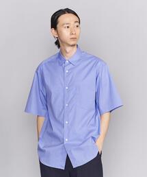 BY 80/2 ブロード ワイドフォルムシャツ -MADE IN JAPAN-