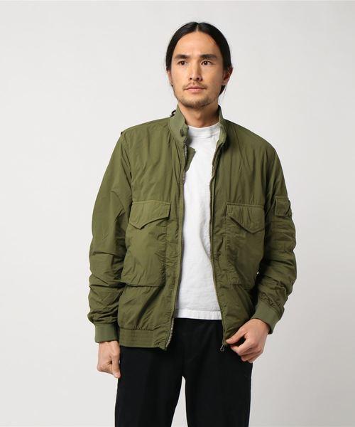 超人気高品質 【ブランド古着】ナイロンブルゾン(ナイロンジャケット) BEAMS BEAMS PLUS(ビームスプラス)のファッション通販 - USED, スマイルベッド:5c595c65 --- bioscan.ch