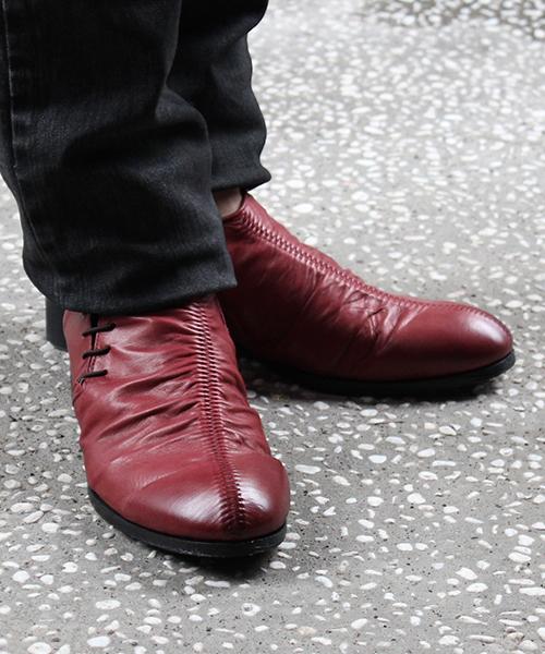 【正規取扱店】 TORNADO MART∴シャーリングドレーピィスリッポン(ドレスシューズ)|TORNADO MART(トルネードマート)のファッション通販, チクゴシ:d1c55685 --- 5613dcaibao.eu.org