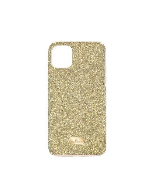 High Smartphone ケース, iPhoneR 12 mini, ゴールド系