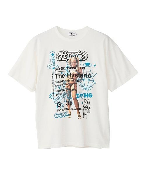 HYSCO Tシャツ