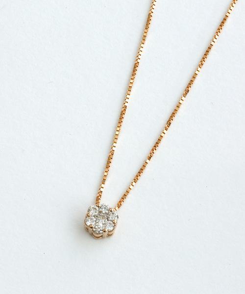 優れた品質 K18 ダイヤモンド0.10ct L&Co.,ジュエル ネックレス 【アクリルBOX付き】(ネックレス)|Jewel closet Jewel by closet L&Co.(ジュエルクローゼットバイエルアンドコー)のファッション通販, HAYARU:de318b65 --- skoda-tmn.ru