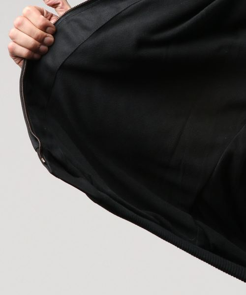 【THRASHER】MAG LOGO フードワークジャケット