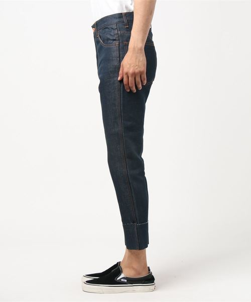 N.HOOLYWOOD SPRING & SUMMER 2019 COLLECTION LINE DENIM PANTS