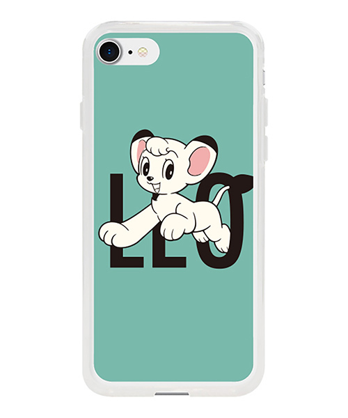 UNiCASE(ユニケース)の「【iPhone8/7 ケース】TEZUKA OSAMU HYBRID CASE for iPhone8/7(モバイルケース/カバー)」|グリーン
