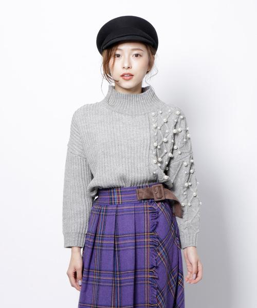 人気TOP ケーブルパールプルオーバー(ニット/セーター)|Re.Verofonna(ヴェロフォンナ)のファッション通販, PRIZM7:f0125e78 --- gardareview.ie