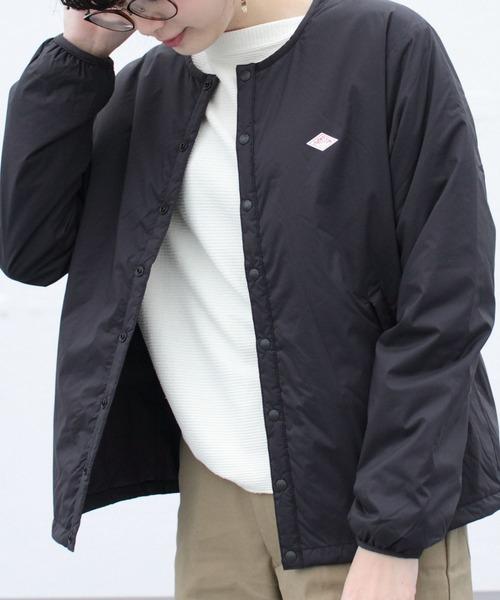 DANTON/ダントン インサレーションジャケット INSULATION JACKET JD-8878SBT(ウィメンズ)