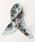 KATHARINE ROSS(キャサリンロス)の「【KATHARINE ROSS】 WEB限定 レトロフラワーミニスカーフ(バンダナ/スカーフ)」|ブルー