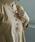 select MOCA(セレクトモカ)の「スタンドカラーペプラムバルーンスリーブクルミボタン長袖ブラウス(シャツ/ブラウス)」|詳細画像