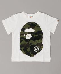 BOA 1ST CAMO BIG APE HEAD TEE K(Tシャツ/カットソー)