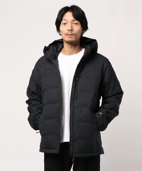 【お1人様1点限り】 【セール Jacket】【78 Hoody】【MAMMUT(マムート)】 SERAC Hoody Melange Melange Down Jacket Me(ダウンジャケット/コート) Mammut(マムート)のファッション通販, 京問屋本舗:1330b089 --- arguciaweb.com