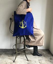 Nostalgic Garage(ノスタルジックガレー)のNostalgic Garage:MM TOTE SAILOR CLOTH TOTE MMトート セイラー クロストート(トートバッグ)