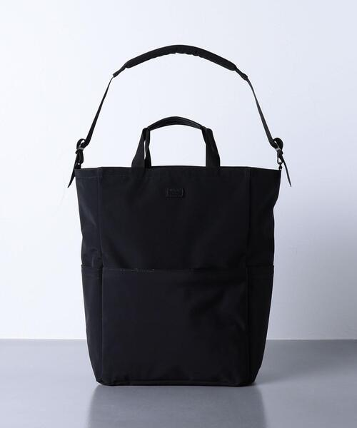 <STANDARD SUPPLY(スタンダードサプライ)>  ZIP 2WAY TOTE