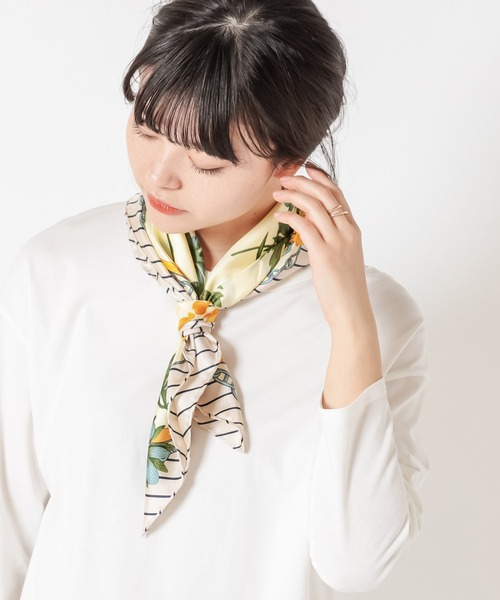 【manipuri/マニプリ】スカーフ