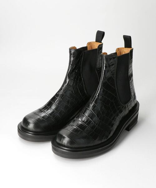 <JieDa> LTR SIDE GORE BOOT/ブーツ