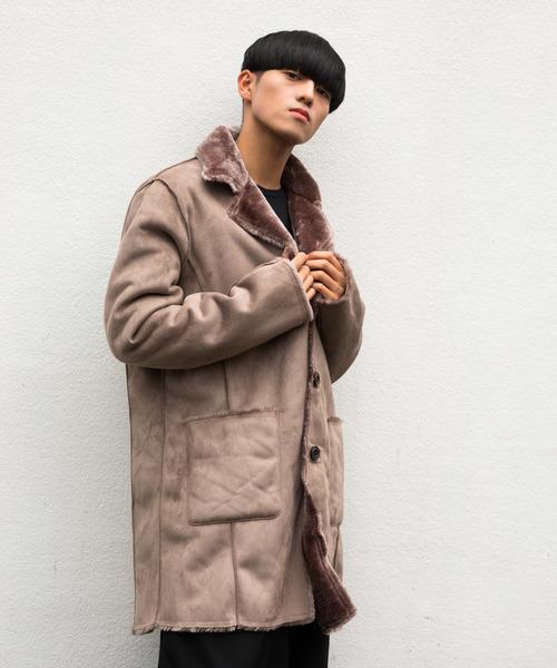 【数量限定】 【セール】GGD edition// フェイクムートンコート(ダウンジャケット/コート) edition|GGD(ジージーディー)のファッション通販, オウミマチ:a75b9896 --- blog.buypower.ng