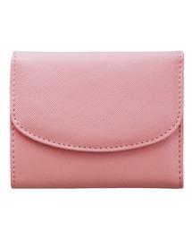 a4a5da01e8a6 SMILE ORCHID(スマイルオーキッド)の「三つ折りマット型ミニ財布(財布