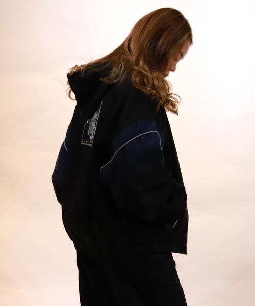 『thisisneverthat』T-Court Track Jacket / トラックジャケット