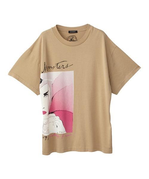 DESTROY ALL MONSTERS/WHAT DO I GET? オーバーサイズTシャツ