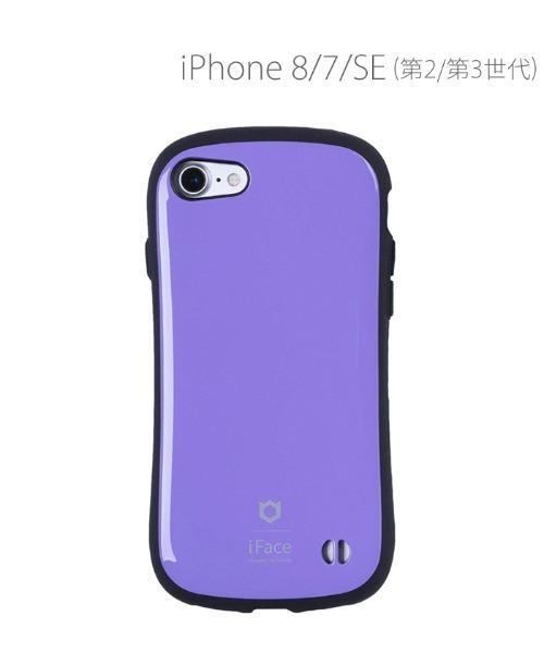 iFace(アイフェイス)の「iPhone8 ケース iPhone7 ケース iFace First Class アイフェイス(モバイルケース/カバー)」|パープル