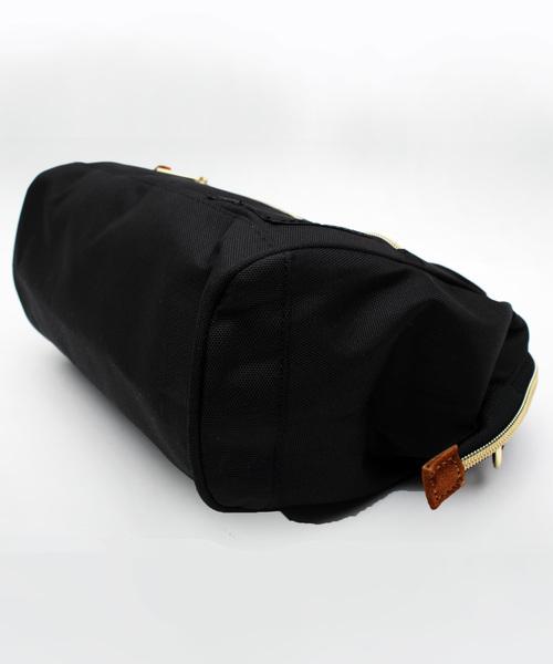 anello(アネロ)の「ミニボストンバッグ ポリ キャンバス anello(ショルダーバッグ)」|詳細画像