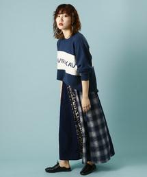 AVIREX(アヴィレックス)の【直営店限定】グラフト パターン スカート/ GRAFT PATTERN SKIRT(スカート)