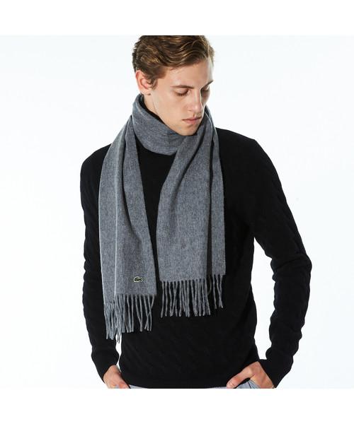 格安新品  ソリッドカシミアマフラー(マフラー/ショール) LACOSTE(ラコステ)のファッション通販, クゼムラ:1bdf9ec6 --- skoda-tmn.ru