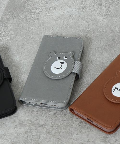 コーエンベアiPhone X/XS 用手帳型ケース
