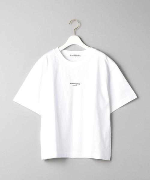 <Acne Studios>リバースロゴTシャツΨ