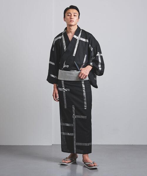 <十代目山口源兵衛>ユカタ ヤブレコウシ ハク