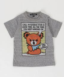 CALL DEAD BEAR Tシャツ【XS/S/M】トップグレー