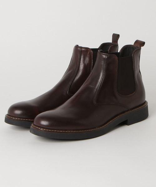 日本製 Gianni Russo (ジャンニ ルッソ)/ サイドゴアブーツ 1643(ブーツ) RETAIL (ジャンニ|GIANNI/ RUSSO(ジャンニルッソ)のファッション通販, 着物と和装小物の店 市川:3b1a93de --- pyme.pe