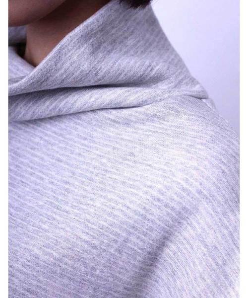【数量限定】有松絞りスウェットワンピース 日本製 伝統工芸 コットン ブラウン/グレー/ブラック レディース ONE SIZE [cucuri/くくり]