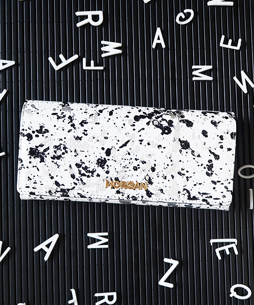 ファッション モルガン【MORGAN】飛沫ロングウォレット(財布)|MORGAN(モルガン)のファッション通販, パリス ベクトル:a34f6397 --- ivanevtushenko.com.ua