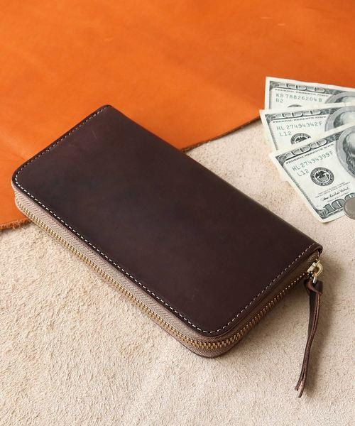 【おすすめ】 [ZARIO-grandee- メンズ/ザリオ-グランデ-] ラウンドファスナー長財布 メンズ イタリアンレザー 本革(財布)|ZARIO-grandee-(ザリオ)のファッション通販, 設備プラザ:ceb987d0 --- innorec.de