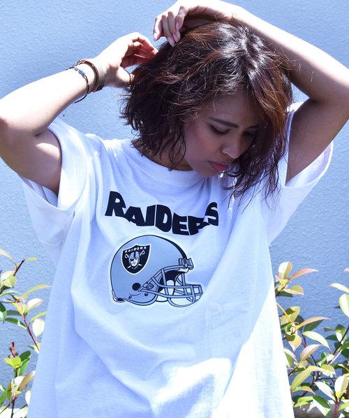 【NFL】HEL RAIDERS T