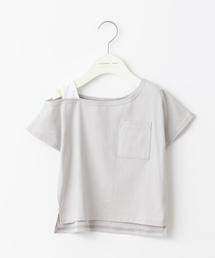 CIAOPANIC TYPY(チャオパニックティピー)のワンショルTEE(Tシャツ/カットソー)