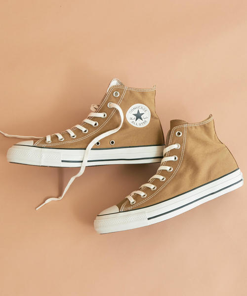 <CONVERSE(コンバース)>∴ALL STAR FOOD TEXTILE HI オールスター スニーカー