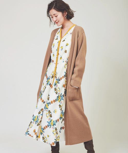 贅沢品 ミラノリブロングカーディガン(カーディガン) ザ The Virgnia,ザ Virgnia(ザ ヴァージニア)のファッション通販, アサクチグン:5cfe1b20 --- ascensoresdelsur.com