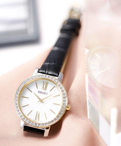 SEIKO(セイコー)の「SEIKO/別注STPR064(アナログ腕時計)」|ブラック