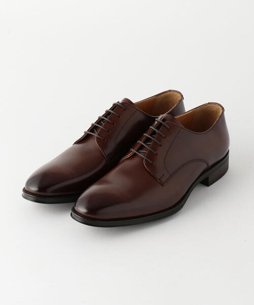 PLAIN TOE DERBY シューズ