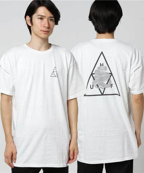 ambush triple triangle s s tee huf ハフ tシャツ tシャツ