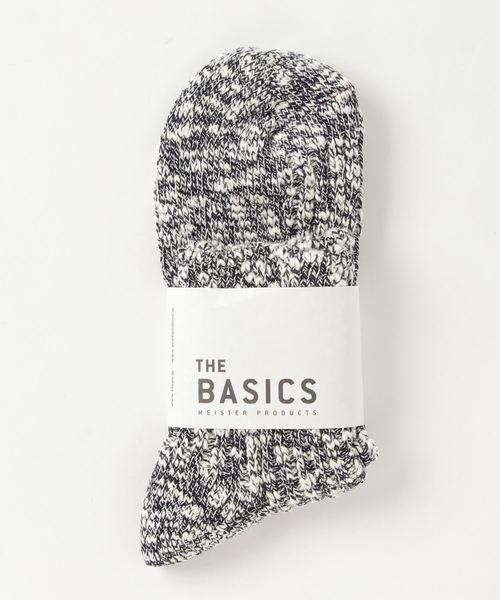 THE BASICS/ ザ ベーシックス  スラブソックス